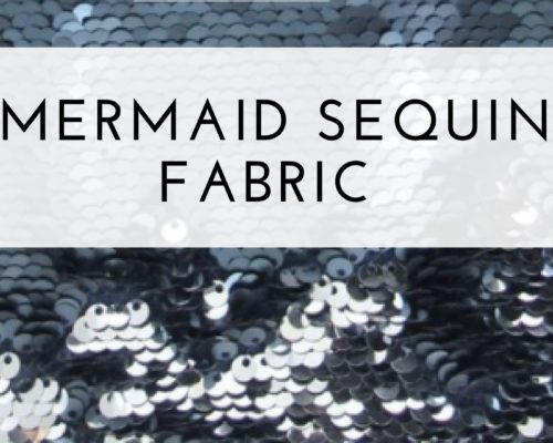 mermaid sequin fabric