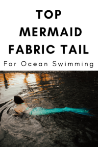 Top Mermaid Fabric Tails