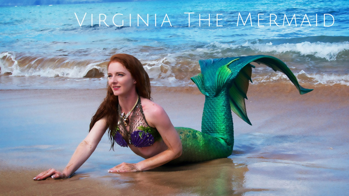 Virginia mermaid