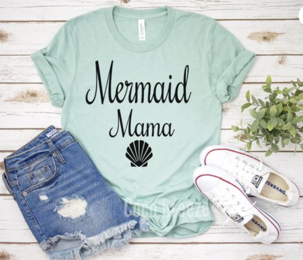mermaid mama