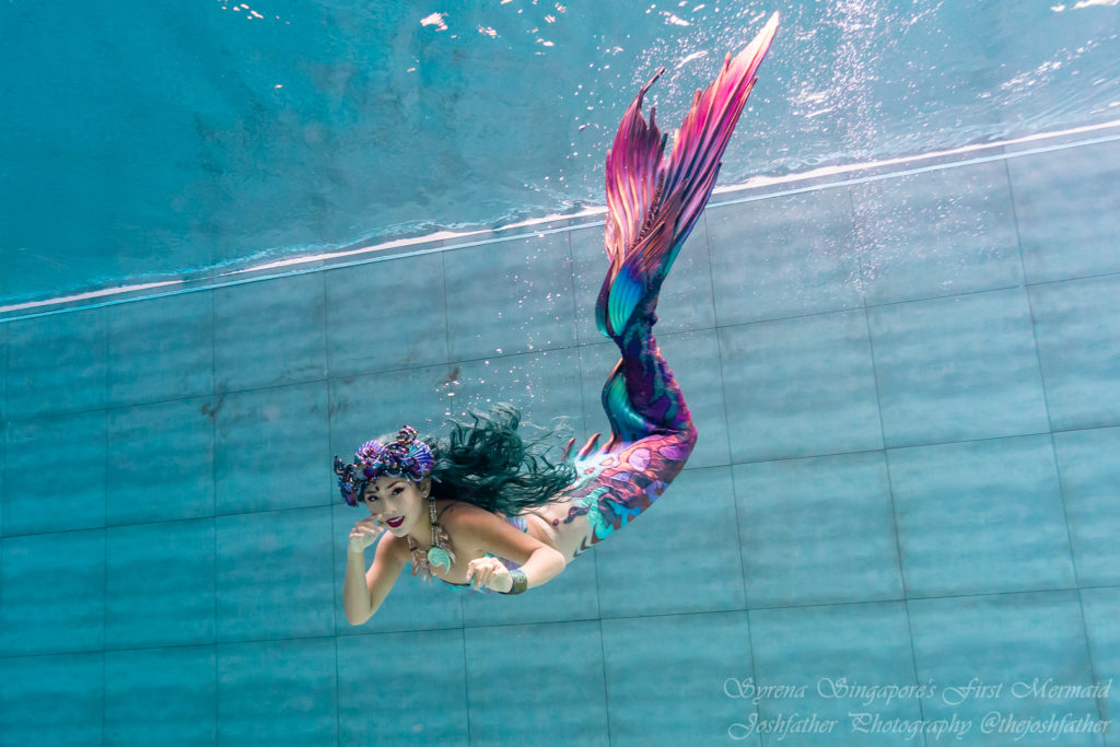 Top silicone mermaid tails